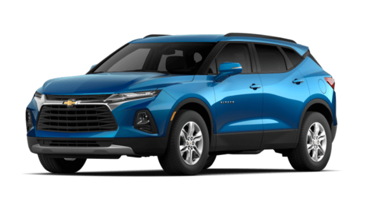 2020 Chevy Blazer Review: Performance, Design, Features ...