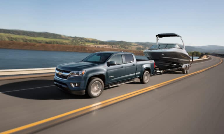 2020 Chevy Colorado: Specs, Towing Capacity, and Color Options