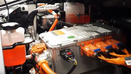 Electric Vehicle Coolant System Service