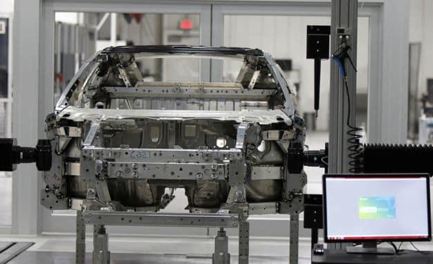Acura NSX Robotics