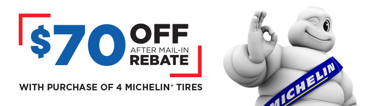Tire Rebates | Acura Santa Barbara