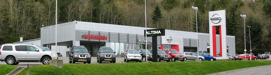 Advantage Nissan in Bremerton WA