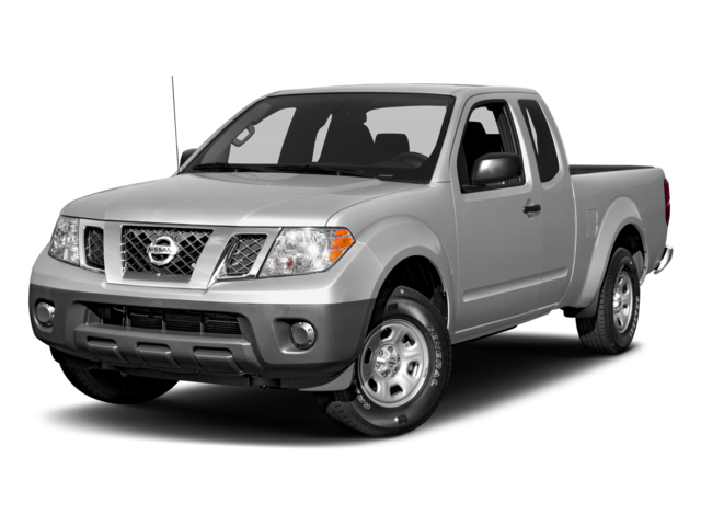2017 Nissan Frontier SV King Cab 4X4