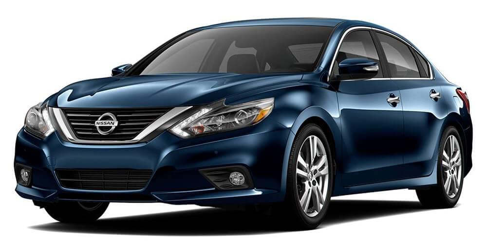 The Intelligently Equipped 2017 Nissan Altima Advantage