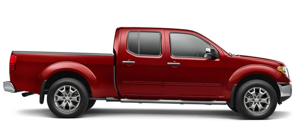 2019 Nissan Frontier SV Crew Cab Long Bed
