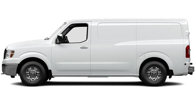 2016 NV Cargo 2500