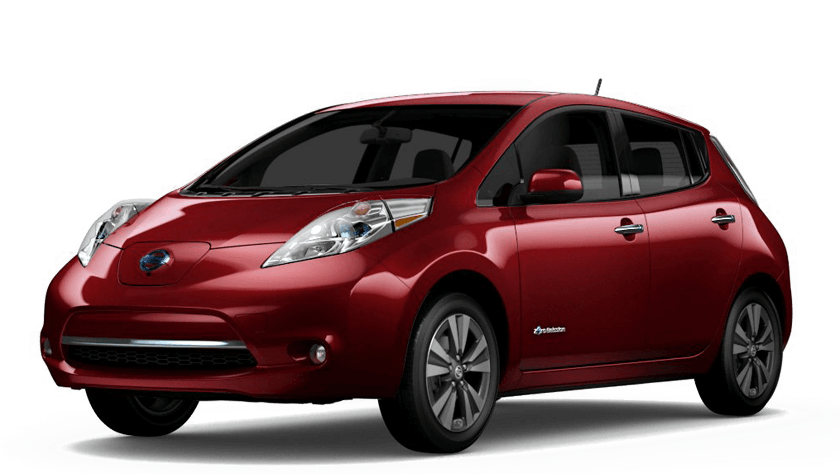 The Leaf Is The Leading All Electric Compact Advantage Nissan