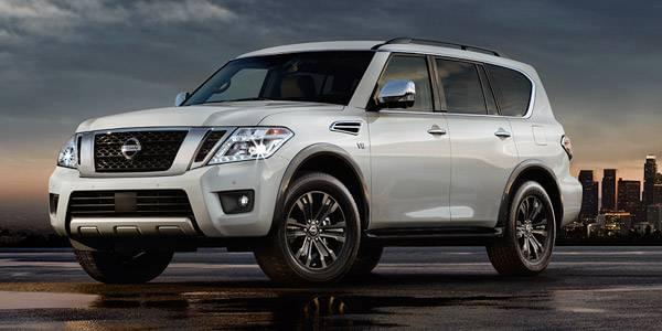 2018 Nissan Armada SV 4X4 LOADED