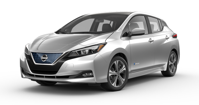 2019 Leaf S W/ Charge Package!