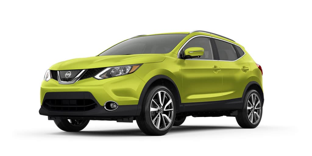 2019 Rogue Sport S AWD Appearance Package