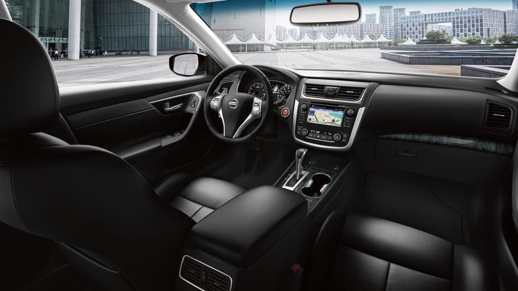 2017.5 Nissan Altima