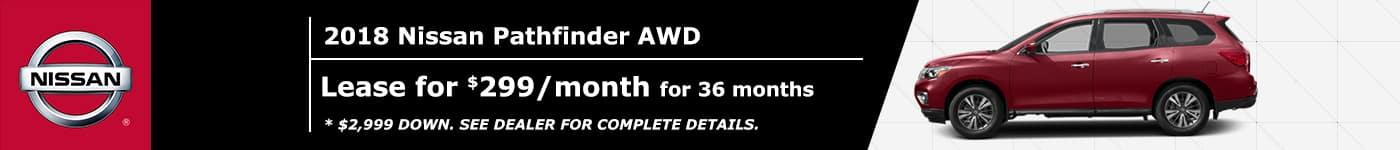 Pathfinder AWD