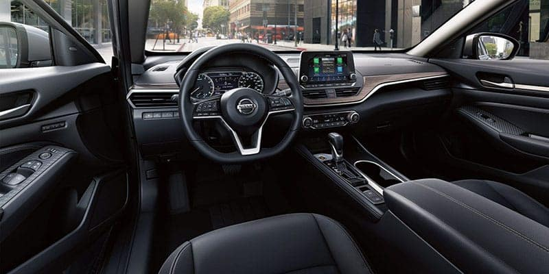 2019-Nissan-Altima-Interior