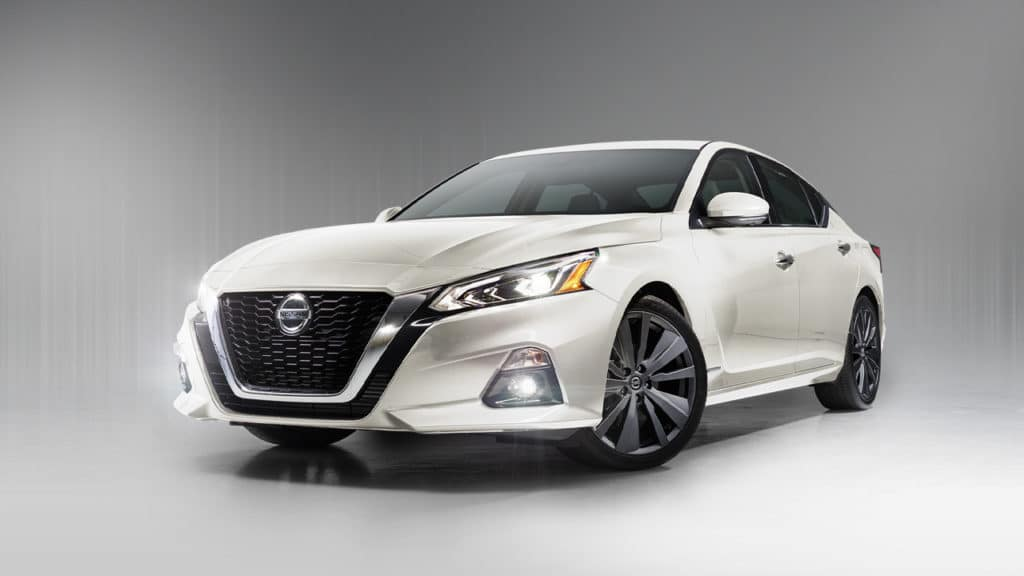 2021 Nissan Altima SL FULLY LOADED!!!