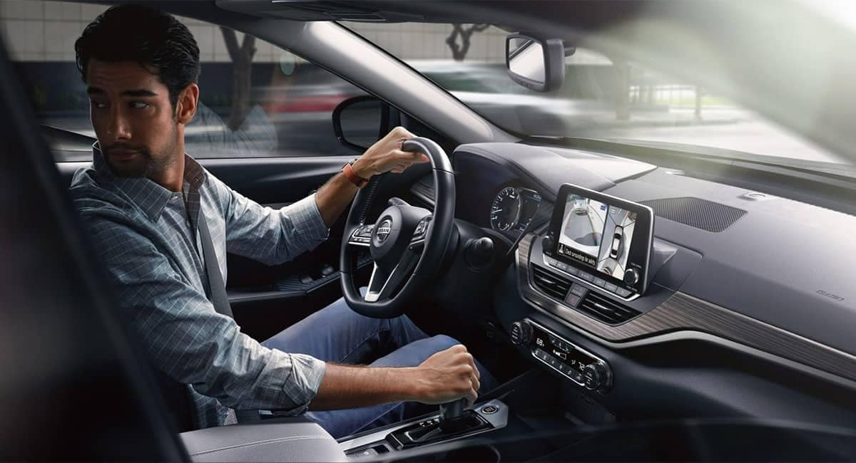 2019-Nissan-Altima-360-Camera-Rear-view