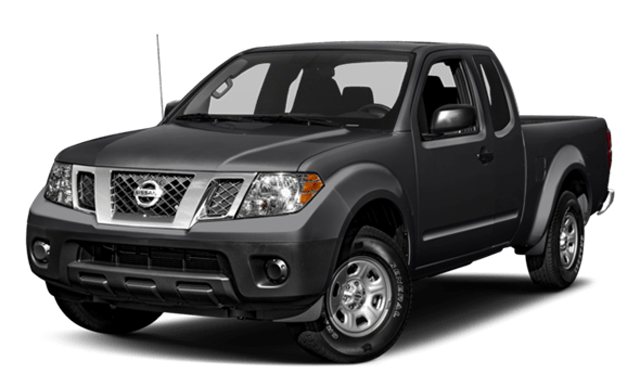 2020 Nissan Frontier King Cab 4X4!