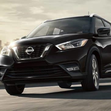 2019 Nissan Kicks design lines