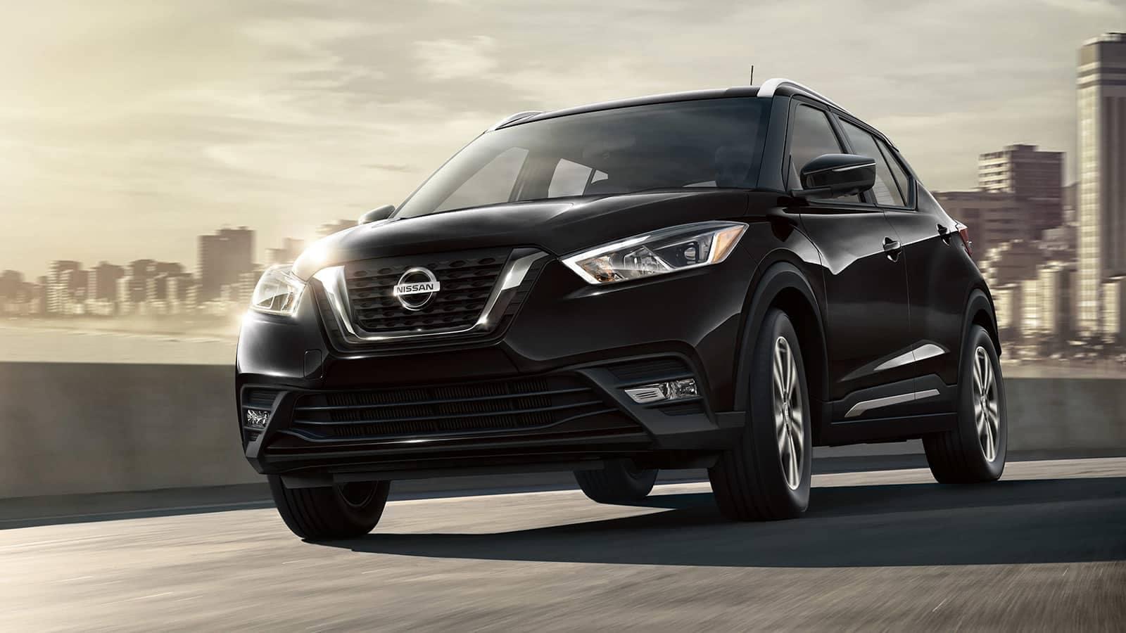 2019 Nissan Kicks design lines