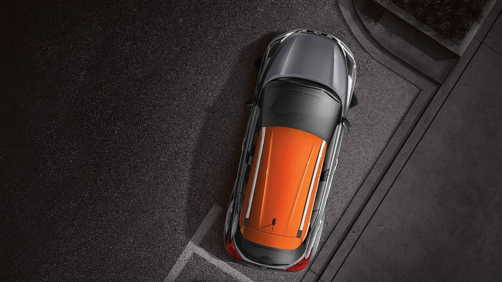 2019 Nissan Kicks roof