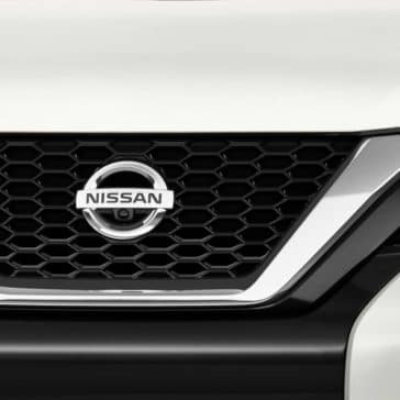 2019 Nissan Murano grille