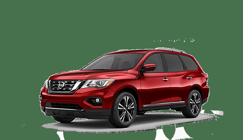 2019 Nissan Pathfinder Hero