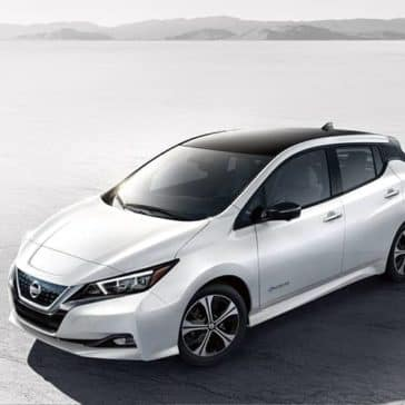 2019 Nissan Leaf Top