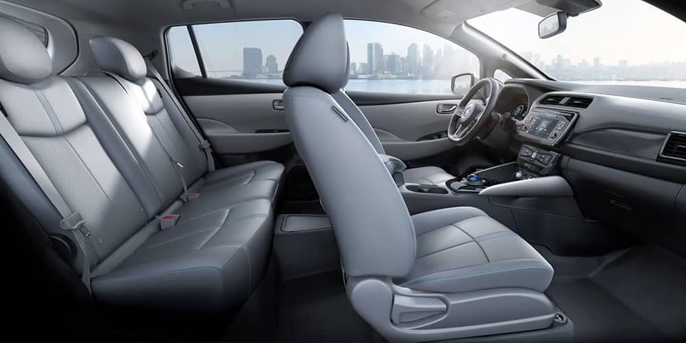 2019 Nissan Leaf Seating