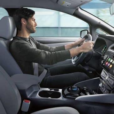 2019 Nissan Leaf Driver