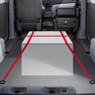 2019 Nissan NV200 Interior