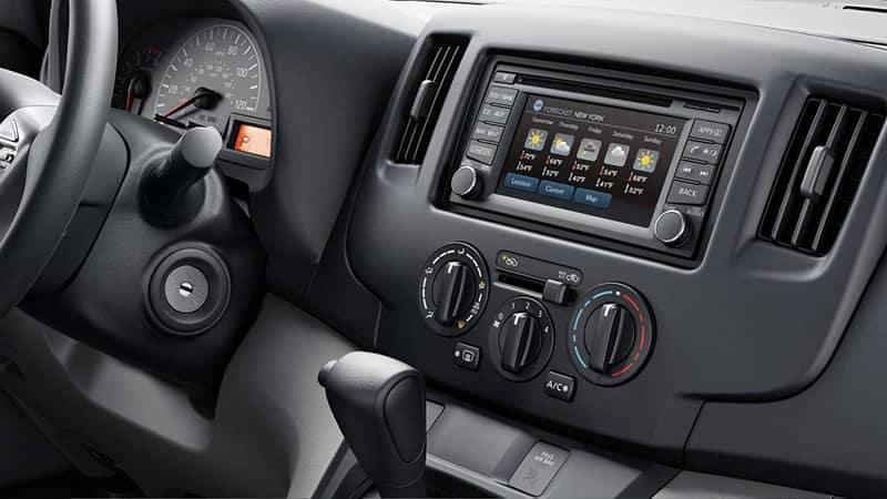 2019 Nissan NV200 Technology