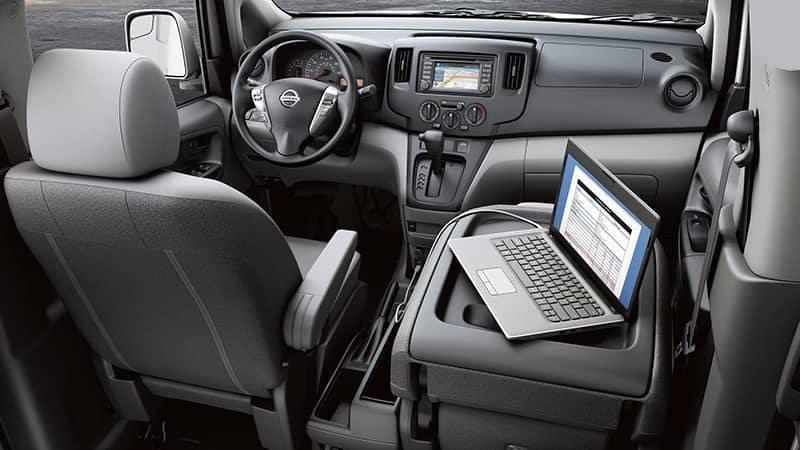 2019 Nissan NV200 Dash