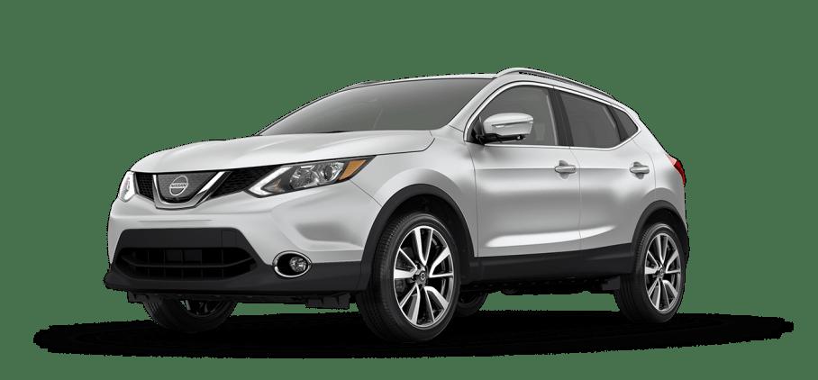 2019 Nissan Rogue Sport Silver