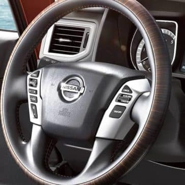 2019 Nissan Titan XD Steering Wheel