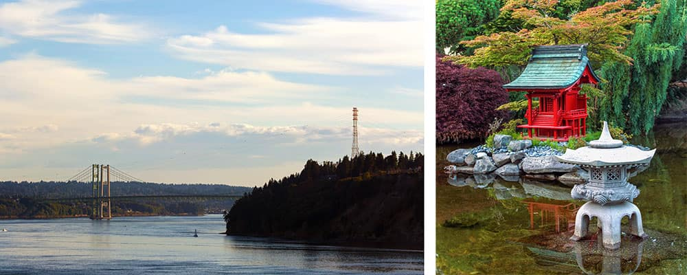 Things to do at Point Defiance Park