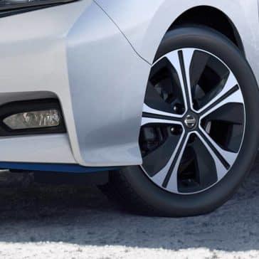 2020 Nissan Leaf Tire