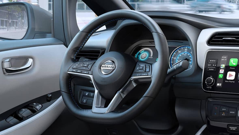 2020 Nissan Leaf Steering Wheel