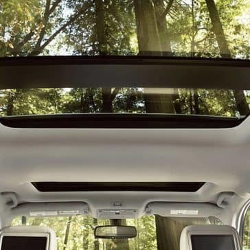 2020 Nissan Pathfinder Sunroof