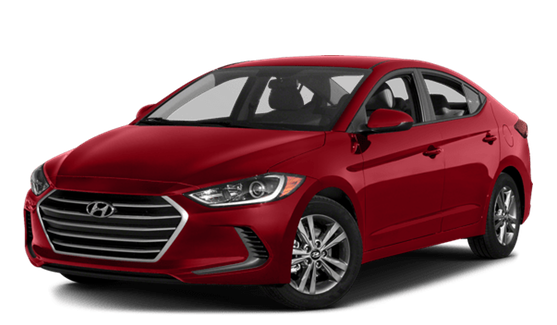 2018 Hyundai Elantra comparison image