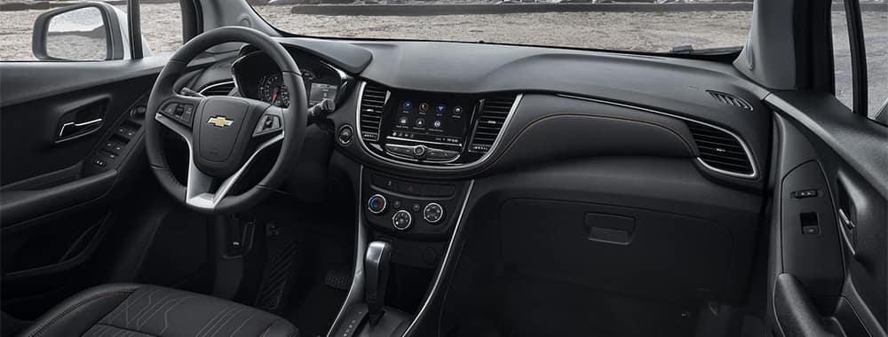 Chevy Trax Interior Dashboard