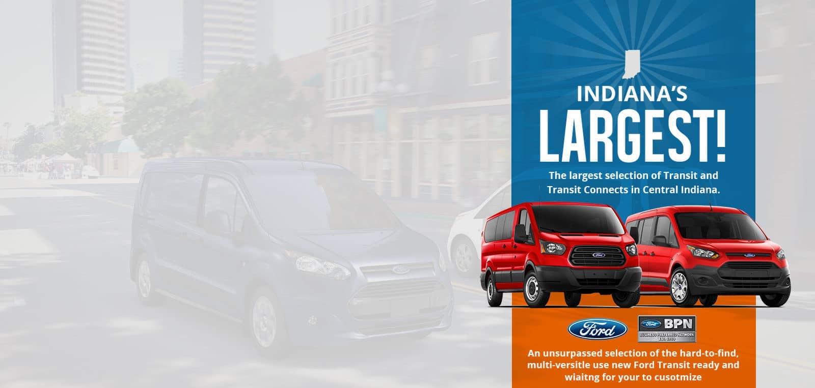 Andy Mohr Commercial Sales Transit Vans