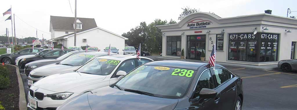 Auto Outlet of Webster - Used Car Dealership