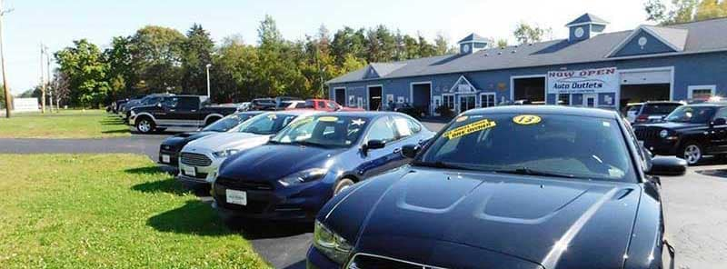 Spencerport-Dealership