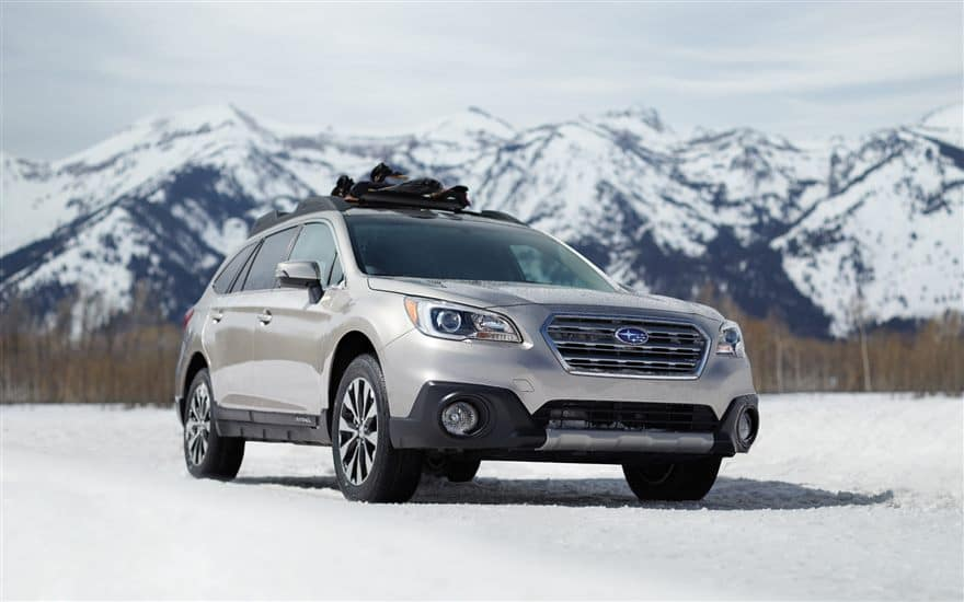 Subaru Outback - best winter vehicles