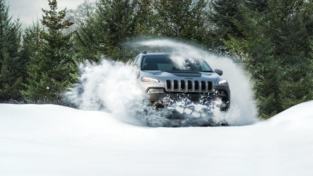 Why Buy A Jeep Cherokee