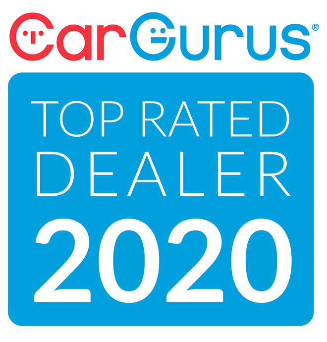 Car Gurus Top Dealerr 2020