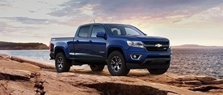 2017 Colorado Blue