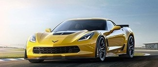 2017 Corvette Z06 Yellow