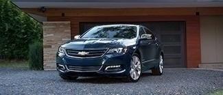2017 Impala Driveway