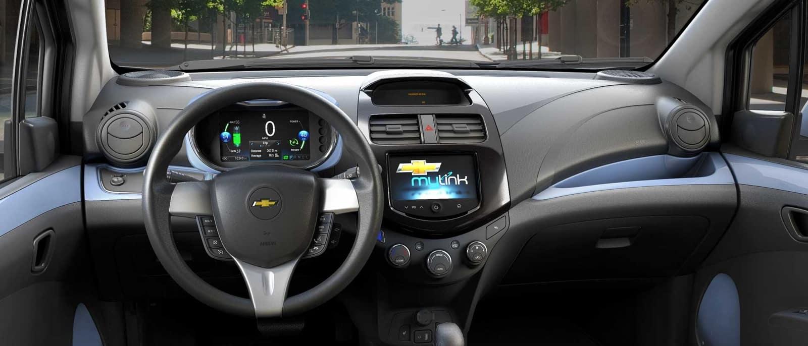 Captivating 2014 Chevrolet Spark EV ...