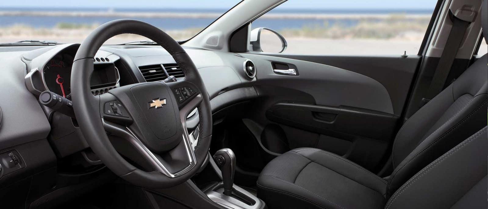 2014 Chevy Sonic Interior